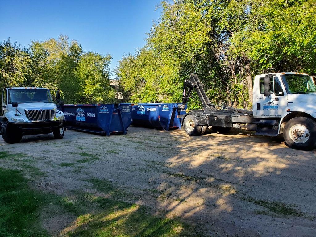 Business Dumpster Rental Services-Longmont's Full Service Dumpster Rentals & Roll Off Professionals