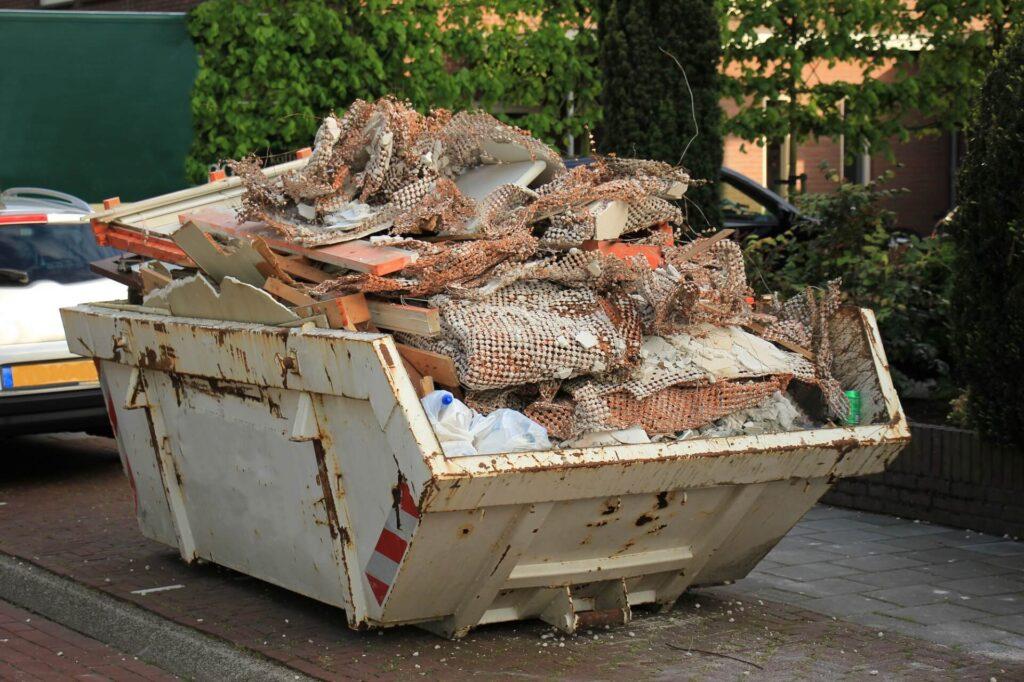 Demolition Waste Dumpster Services-Longmont's Full Service Dumpster Rentals & Roll Off Professionals
