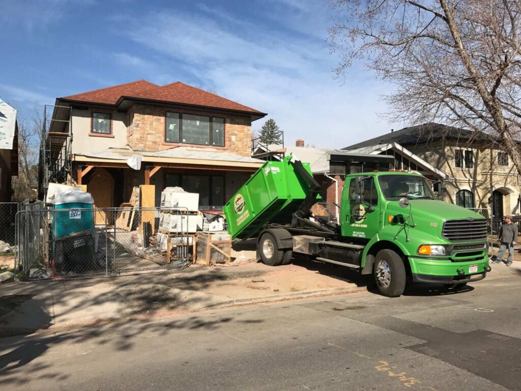 Large Residential Projects Dumpster Services-Longmont's Full Service Dumpster Rentals & Roll Off Professionals